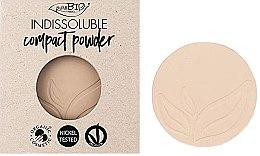 Düfte, Parfümerie und Kosmetik Kompaktpuder Nachfüller - PuroBio Cosmetics Compact Powder