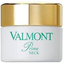 Düfte, Parfümerie und Kosmetik Regenerierende und straffende Dekolleté- und Halscreme - Valmont Energy Prime Neck