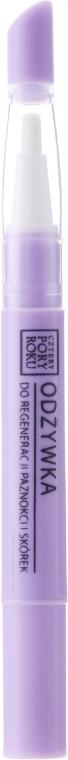 5in1 Nagelhautentfernerstift - Pharma CF Cztery Pory Roku 5in1 Nail & Cuticle Conditioner — Bild N2