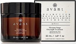 Düfte, Parfümerie und Kosmetik Intensiv feuchtigkeitsspendende Nachtcreme für das Gesicht - Avant Skincare Moisture Surge Overnight Treatment
