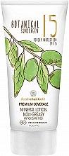 Düfte, Parfümerie und Kosmetik Botanische Sonnenschutzlotion SPF 15 - Australian Gold Botanical Sunscreen Premium Coverage Mineral Lotion SPF 15