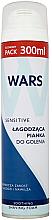 Düfte, Parfümerie und Kosmetik Rasierschaum für empfindliche Haut - Miraculum Wars Foam Sensitive Skin