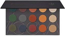 Düfte, Parfümerie und Kosmetik Lidschattenpalette - Zoeva Matte Spectrum Eyeshadow Palette