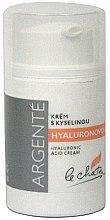 Düfte, Parfümerie und Kosmetik Feuchtigkeitsspendende Gesichtscreme mit Hyaluronsäure - Le Chaton Argente Moisturizer With Hyaluronic Acid