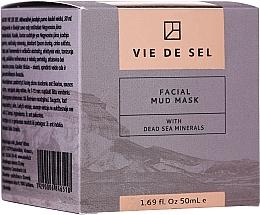 Düfte, Parfümerie und Kosmetik Gesichtsmaske mit Mineralien aus dem Toten Meer - Vie De Sel Facial Mud Mask