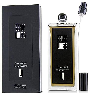 Serge Lutens Five O'Clock Au Gingembre 2017 - Eau de Parfum — Bild N2