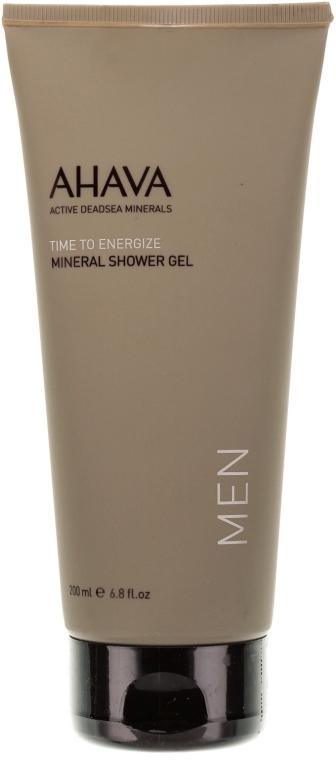 Duschgel mit Mineralien aus dem Toten Meer für Männer - Ahava Men Mineral Shower Gel — Bild N2