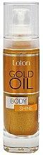 Düfte, Parfümerie und Kosmetik Körperöl - Loton Gold Oil