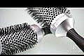Extraweiche Rundbürste für feines, dünnes und coloriertes Haar 33 mm - Olivia Garden Pro Thermal — Bild N1