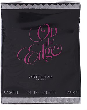 Oriflame On The Edge - Eau de Toilette  — Bild N1