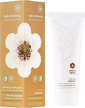 Düfte, Parfümerie und Kosmetik Gesichtsreinigungsgel für normale und fettige Haut - Natural Being Manuka Cleanser