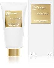 Düfte, Parfümerie und Kosmetik Maison Francis Kurkdjian Aqua Universalis - Parfümierte Körpercreme