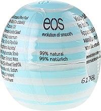 Düfte, Parfümerie und Kosmetik Lippenbalsam - Eos Visibly Soft Vanilla Mint Smooth Sphere Lip Balm