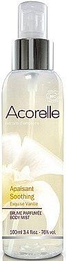 Erfrischender Körpernebel mit Orange, Honig und Vanille - Acorelle — Bild N1