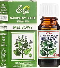 Düfte, Parfümerie und Kosmetik 100% Natürliches ätherisches Zitronenmelissenöl - Etja Natural Essential Oil