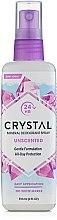 Düfte, Parfümerie und Kosmetik Mineralisches Deospray - Crystal Body Deodorant Spray