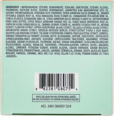 Gesichtsgel-Creme mit ätherischen Ölen und Pflanzenzucker - Darphin Lumiere Essentielle Illuminating Oil Gel Cream — Bild N3