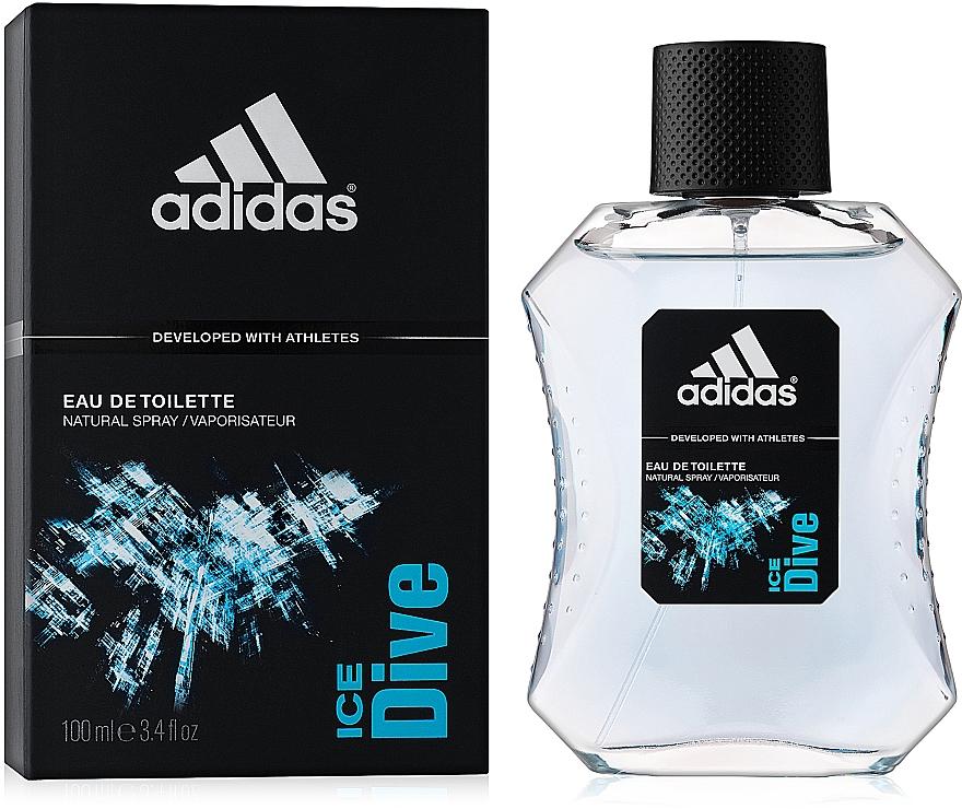 Adidas Ice Dive - Eau de Toilette  — Bild N2