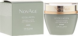 Düfte, Parfümerie und Kosmetik Anti-Falten-Tagescreme SPF 30 - Oriflame NovAge Ecollagen Wrinkle Power Day Cream