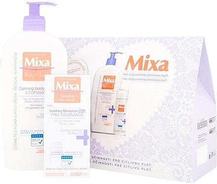 Mixa - Gesichtspflegeset (Augen- und Gesichtscreme 50ml + Körperbalsam 400ml) — Bild N1