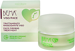 Düfte, Parfümerie und Kosmetik Anti-Falten Gesichtscreme mit Acai Öl und Passionsfrucht - Bema Cosmetici Bema Love Bio Face Firming Treatment