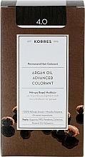 Düfte, Parfümerie und Kosmetik Haarfarbe mit Arganöl - Korres Argan Oil Hair Colorant