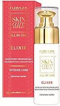 Düfte, Parfümerie und Kosmetik Regenerierendes Gesichtskonzentrat mit Schneckenschleim-Extrakt - Floslek Skin Care Expert All In One Elixir Regenerating Concentrate