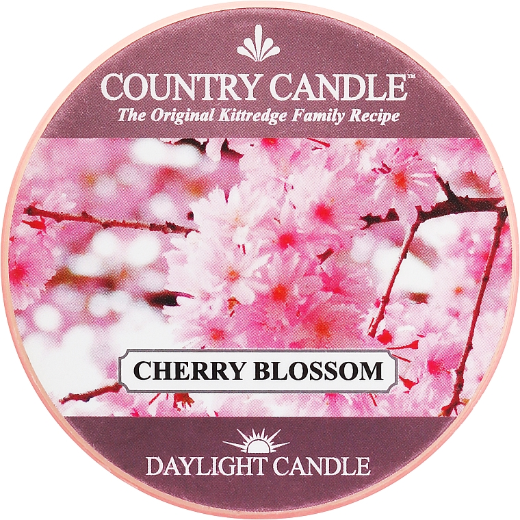 Duftkerze Daylight Cherry Blossom - Country Candle Cherry Blossom — Bild N1