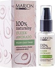 Düfte, Parfümerie und Kosmetik Avocadoöl für Haar, Körper und Gesicht - Marion Eco Oil