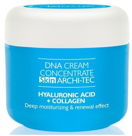 Feuchtigkeitsspendendes und erneuerndes Creme-Konzentrat für das Gesicht mit Kollagen und Hyaluronsäure - Dermo Pharma Archi-Tec Concentrate Deep Moisturizing