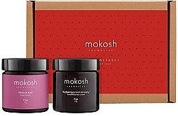 Düfte, Parfümerie und Kosmetik Figa Geschenkset - Mokosh Cosmetics Figa Limited Gift Set (Körperbutter 60 ml & Gesichtscreme 60 ml)