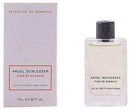 Düfte, Parfümerie und Kosmetik Angel Schlesser Flor de Naranjo - Eau de Toilette (Mini)