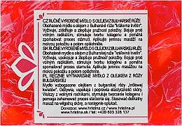 Düfte, Parfümerie und Kosmetik Handgemachte Naturseife mit bulgarischem Rosenöl - Hristina Cosmetics Soap