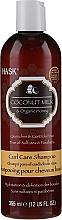 Düfte, Parfümerie und Kosmetik Shampoo mit Kokosmilch - Hask Coconut Milk & Organic Honey Curl Care Shampoo