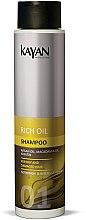 Düfte, Parfümerie und Kosmetik Shampoo für trockenes und strapaziertes Haar - Kayan Professional Rich Oil Shampoo