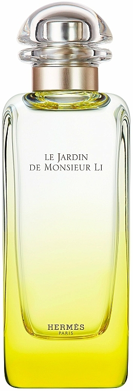 Hermes Le Jardin de Monsieur Li - Duftset (Eau de Toilette 100ml + Buch) — Bild N3