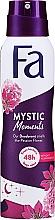 Deospray Mystic Moments - Fa Deodorant Mystic Moments Seductive Fragrance — Bild N1