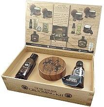 Düfte, Parfümerie und Kosmetik Haarpflegeset - Dear Barber Style & Go Mattifier Kit (Shampoo 50ml + Conditioner 50ml + Haarpaste 100ml)