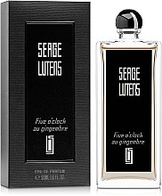 Düfte, Parfümerie und Kosmetik Serge Lutens Five O'Clock Au Gingembre - Eau de Parfum