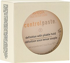 Modellierende Haarstyling-Paste - Aveda Control Paste Finishing Paste — Bild N1