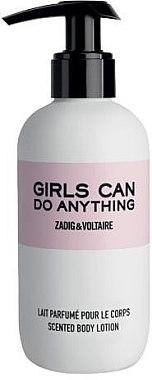 Zadig & Voltaire Girls Can Do Anything - Körperlotion — Bild N1