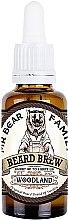 Düfte, Parfümerie und Kosmetik Bartöl - Mr. Bear Family Brew Oil Woodland