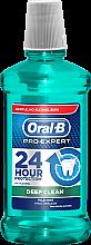 Düfte, Parfümerie und Kosmetik Mundwasser - Oral-B Pro-Expert Deep Clean