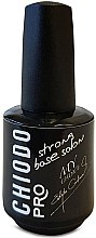 Düfte, Parfümerie und Kosmetik Hybrid-Nagellack Base - Chiodo Pro Base Strong Salon