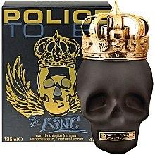 Düfte, Parfümerie und Kosmetik Police To Be The King - Eau de Toilette