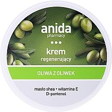 Düfte, Parfümerie und Kosmetik Regenerierende Handcreme mit Olivenöl - Anida Pharmacy Olive Oil Hand Cream
