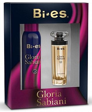 Bi-Es Gloria Sabiani - Duftset (Eau de Parfum 50ml + Deodorant 150ml)