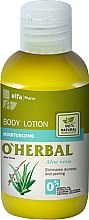 Düfte, Parfümerie und Kosmetik Feuchtigkeitsspendende Körperlotion mit Aloe Vera - O'Herbal Body Lotion