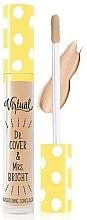 Düfte, Parfümerie und Kosmetik Flüssiger Concealer - Virtual Dr.Cover & Mrs.Bright