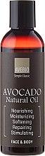 "Düfte, Parfümerie und Kosmetik Ätherisches Öl ""Avocado"" - Avebio OiL Avocado"